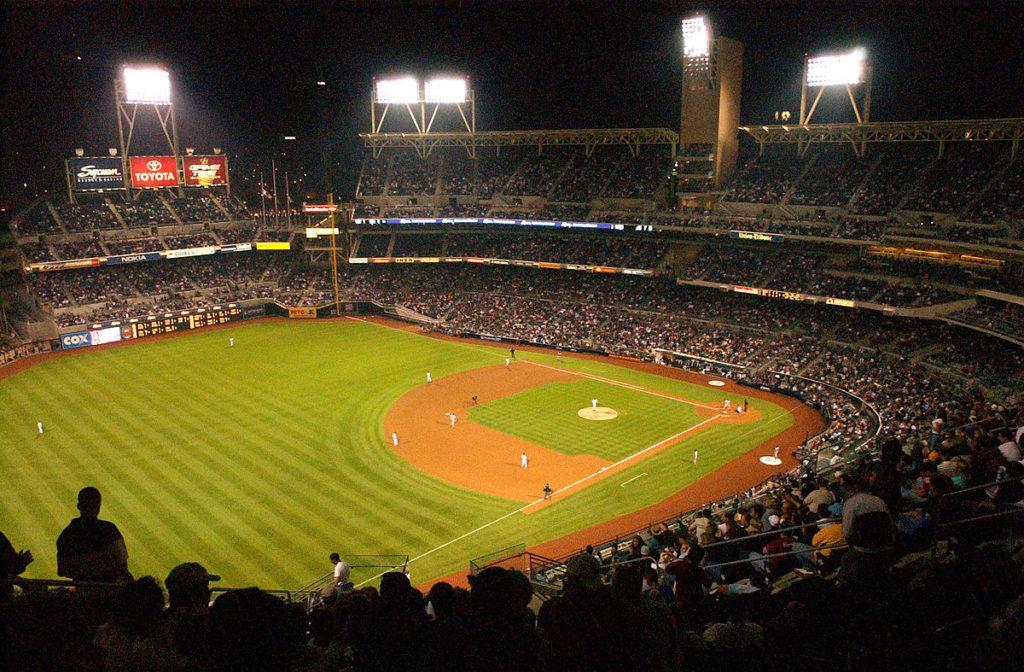 야구경기장